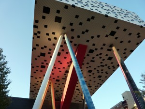 OCAD University, who are one of the Mobile HCI '14 hosts, have some fantastic architecture on campus.