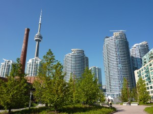 Toronto is a fantastic city, which has made this conference so enjoyable.
