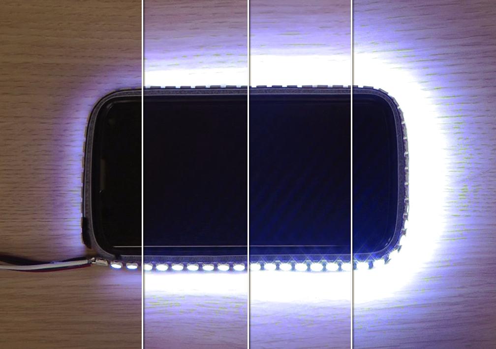 Interactive Light Display